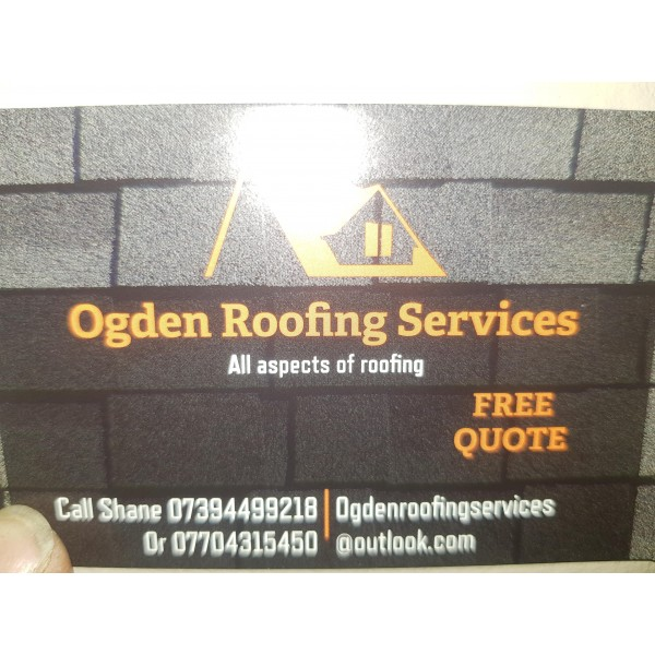 Ogden Roofing Services