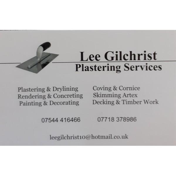 Lee Gilchrist Plastering