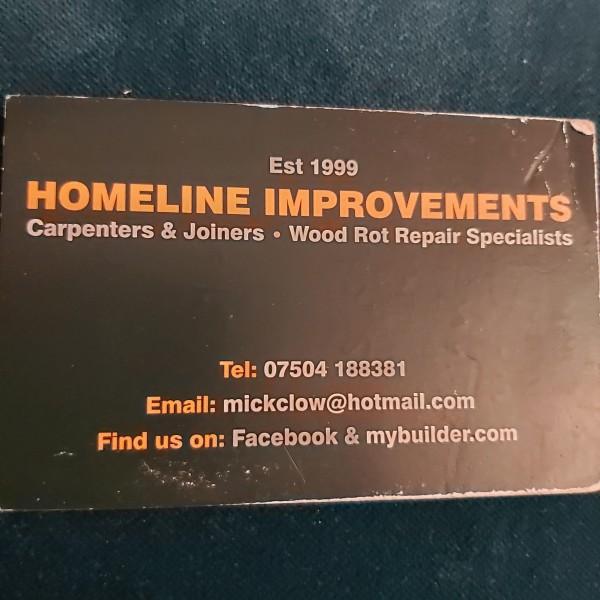 Homeline Improvements
