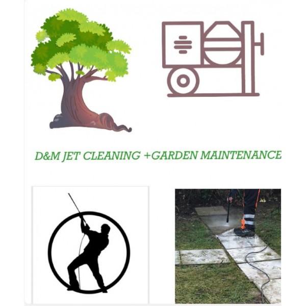 D&M JET CLEANING&GARDENING MAINTENANCE