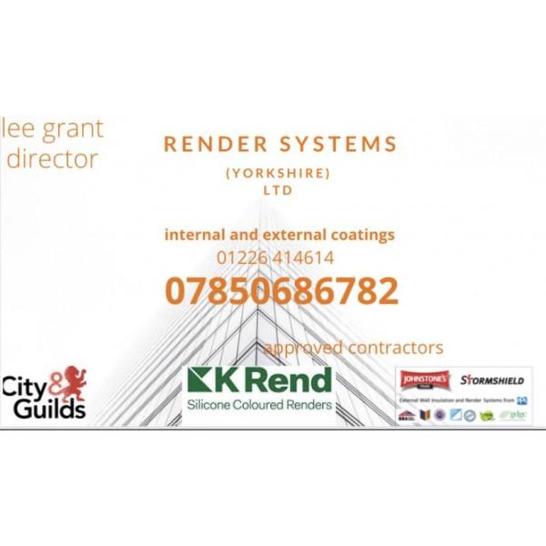 Render Systems (Yorkshire) Ltd