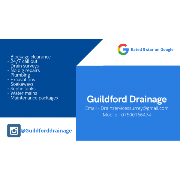 Guildford Drainage
