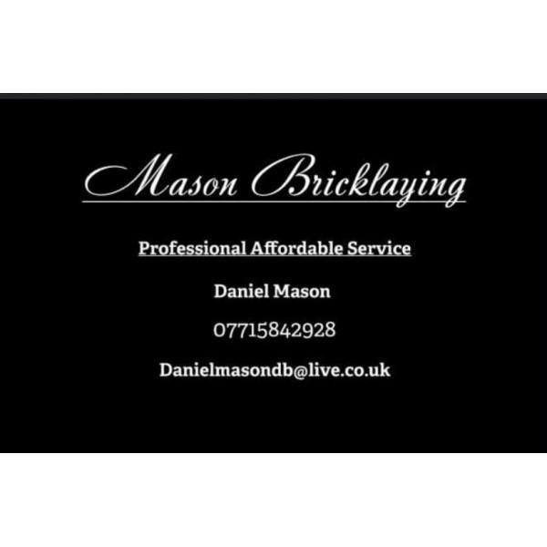 Mason Bricklaying