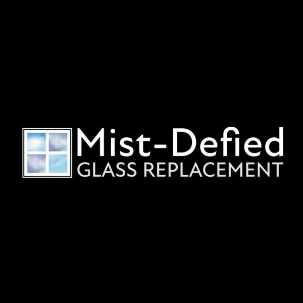 Mist-Defied Glass Replacement