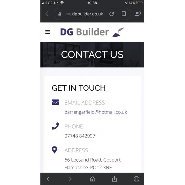 DG Builder