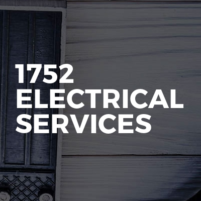 1752 electrical services