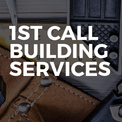 1st call building services