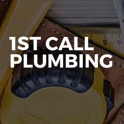1st Call Plumbing