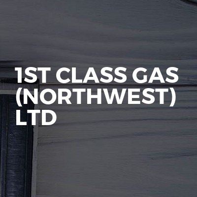 1st class gas (NorthWest) Ltd