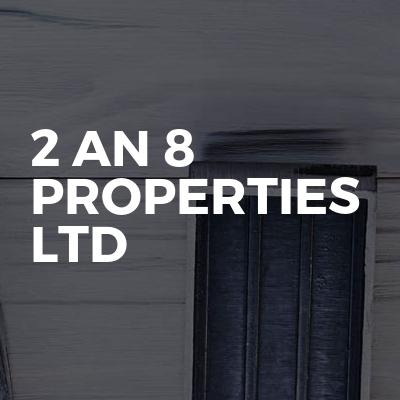 2 An 8 Properties Ltd