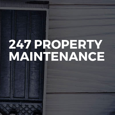 247 property maintenance