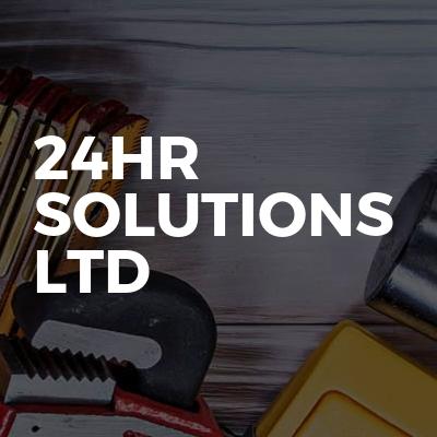 24hr Solutions Ltd