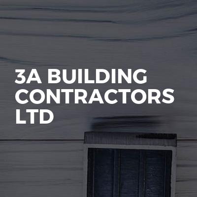 3A Building Contractors LTD