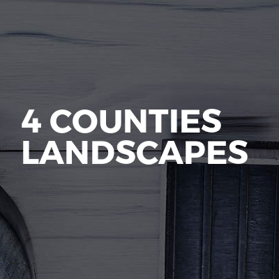 4 counties landscapes