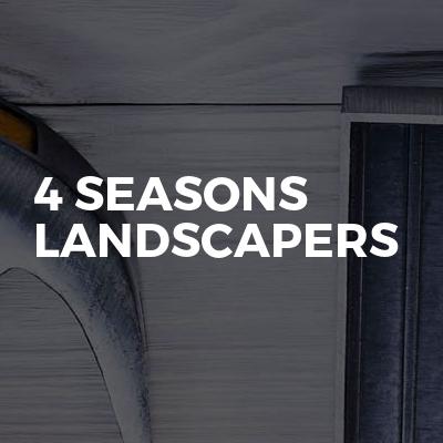 4 Seasons Landscapers