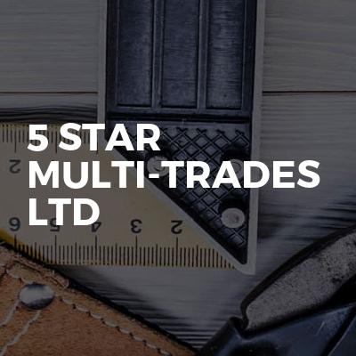 5 Star Multi-Trades Ltd