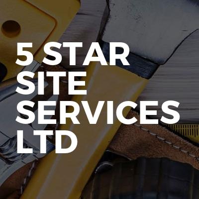 5 Star Site Services Ltd