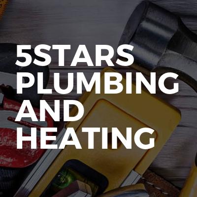 5stars plumbing and heating
