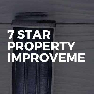 7 Star Property Improveme