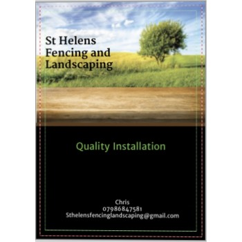Sthelens fencing