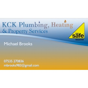 KCK Plumbing, Heating and Property Services