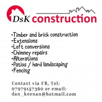 Dsk construction