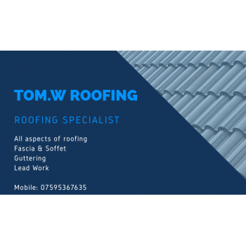 Tom.w roofing