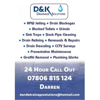 D&K Drainage Solutions