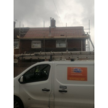 Jason Walters roofing Home Improvements.