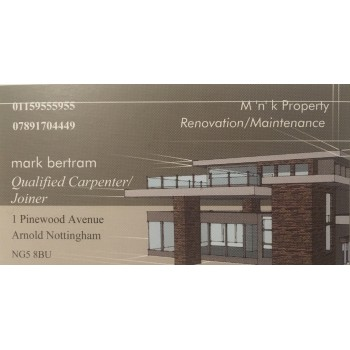 M'n'K Property renovation and maintenance