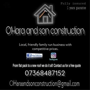 O'Hara and son construction
