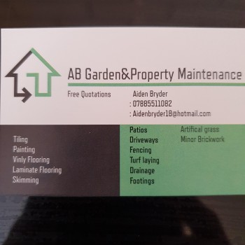 Ab garden Property Maintenance