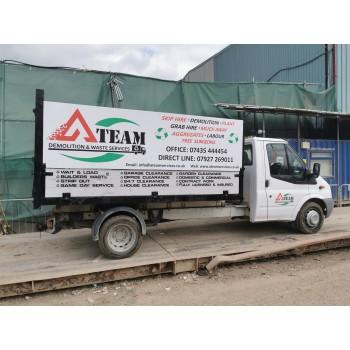 A-Team demolition waste services