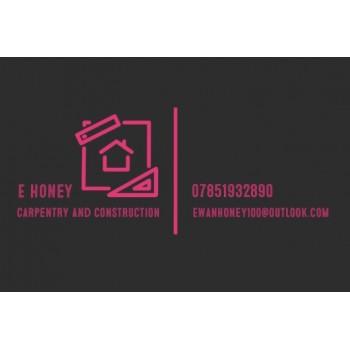 E Honey Carpentry and Construction