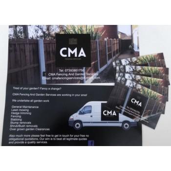 CMA Fencing And Garden Services