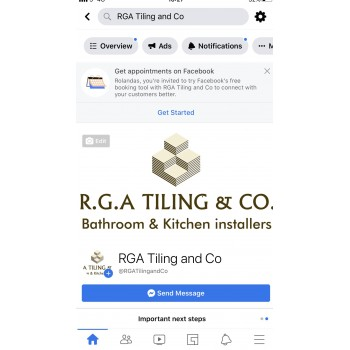R.G.A Tiling &Co