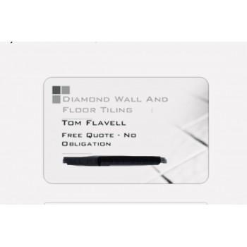 Diamond Wall And Floor Tiling