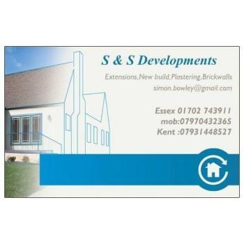 S&S Developments/Decorative epoxy flooring