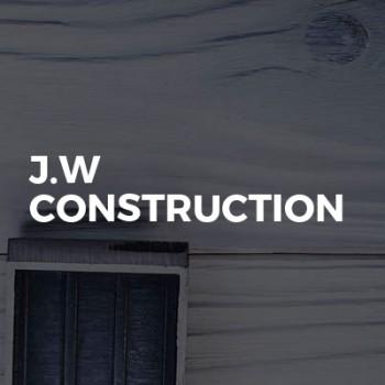 J.W Construction