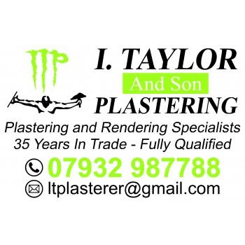 I Taylor Plastering