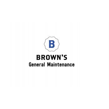Brown's General Maintenance