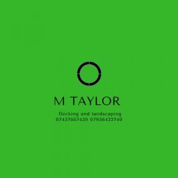 M Taylor Decking Landscaping