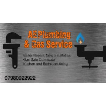 A E plumbing and gas
