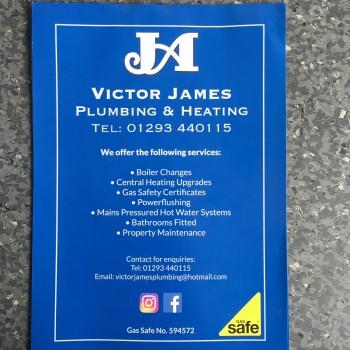 Victor James Plumbing & Heating