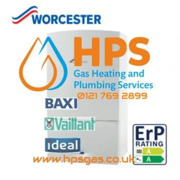 HPS GAS HEATING