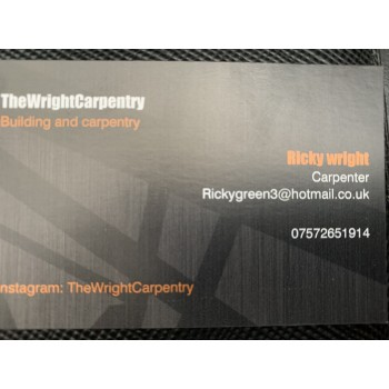 TheWrightCarpentry