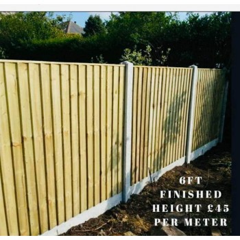 Affordable Fencing & gates