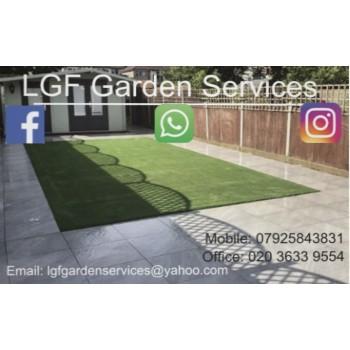 LGF Garden Services