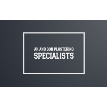 AK And SON Plastering Specialists