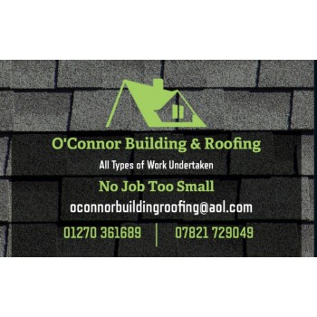 O'Connor Building & Roofing